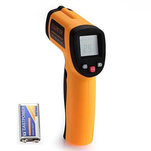 COLEMETER Infrarot Laser Thermometer / Pyrometer / – 50 bis + 420 °C