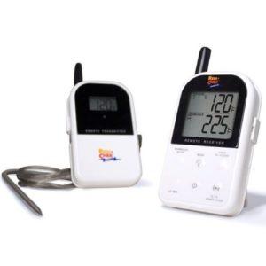 Grillthermometer funk - Maverick ET-732 Wireless Barbecue Thermometer mit Funk, deutsche Version - 1
