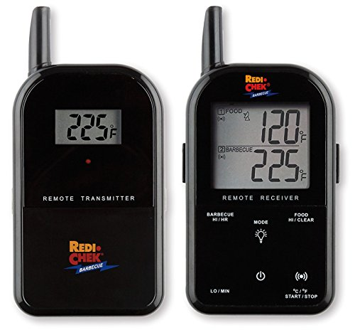 maverick et732b wireless barbecue thermometer schwarz. Black Bedroom Furniture Sets. Home Design Ideas