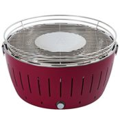 Hokzkohlegrill kaufen LotusGrill Holzkohlengrill Serie 435 XL, Farbe Pflaume, 47,0 x 47,0 x 28,5 - 1