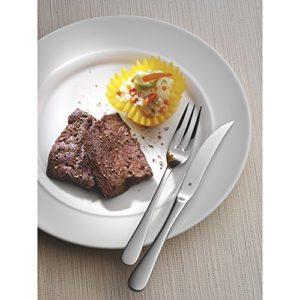 WMF Steakbesteck 12-teilig für 6 Personen in Holzkiste Cromargan Edelstahl rostfrei18/10 poliert - 2