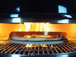 Smokin' PizzaRing - Komplettpaket für Pizza (57cm) - 4