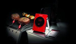 grilleye Thermometer Bluetooth 6 Sensoren - 6